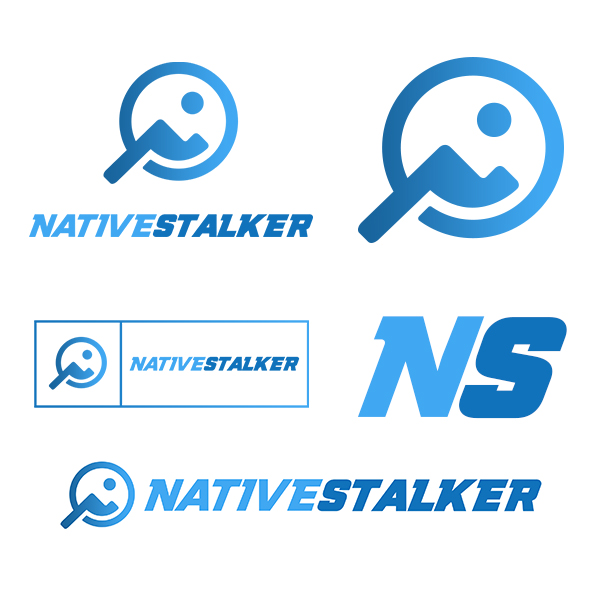 Brand new logo - The Nativestalker